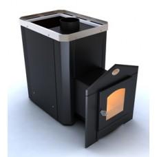 Комплектующие: Дверь с термостойким стеклом 200х200 мм (модель С2)