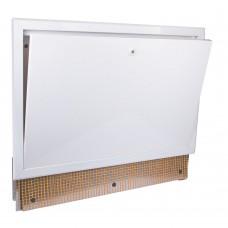 Коллекторный шкаф с замком для системы «Тёплый пол» ICMA арт.196