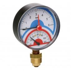 Термоманометр ICMA арт.258