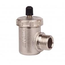 Автоматический угловой воздухоотводчик для радиатора ICMA арт.715