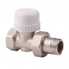 Прямой терморегулирующий вентиль простой регулировки ICMA арт.775