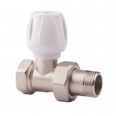 Прямой ручной вентиль простой регулировки ICMA арт.813