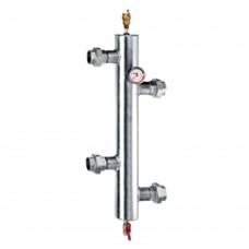 Резьбовой гидравлический сепаратор для систем отопления ICMA арт.C303